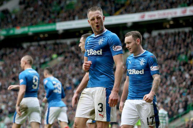Scottish Cup semi final: Rangers 0-2 Celtic