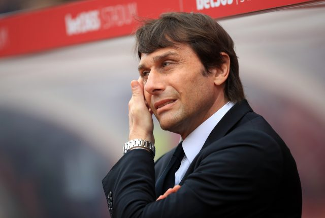 File photo dated 18-03-2017 of Chelsea manager Antonio Conte