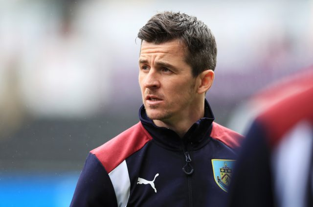Burnley's Joey Barton