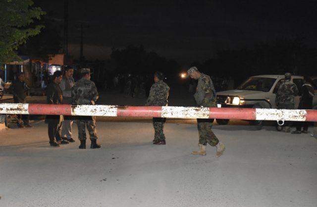 Gunmen attacked army base, 100 casualties