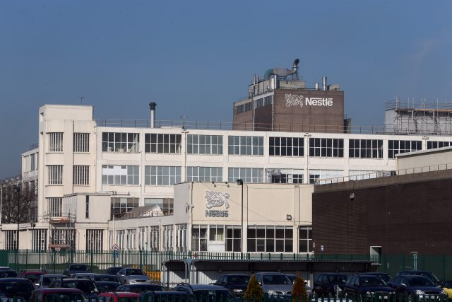 Nestle to cut United Kingdom jobs, move production to Poland