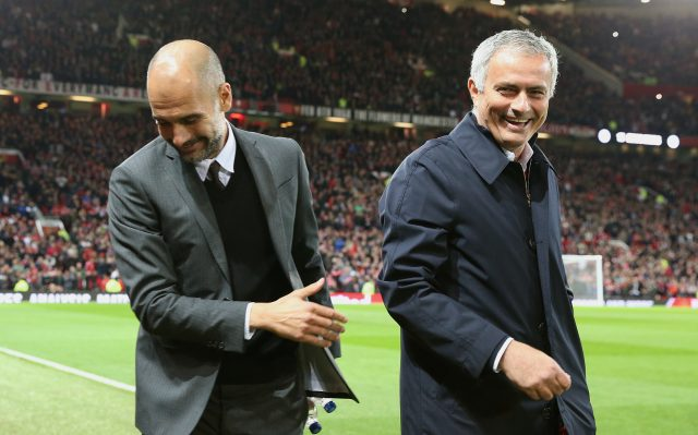 Jose Mourinho Says Finishing Above Pep Guardiola Means Nothing