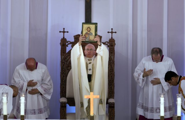 Pope Warns of Broad Destruction If Korean Tensions Escalate