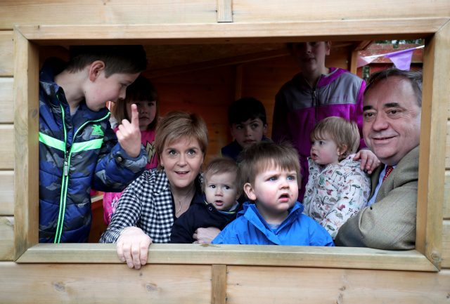 SNP election success would entitle them to new independence vote, poll finds