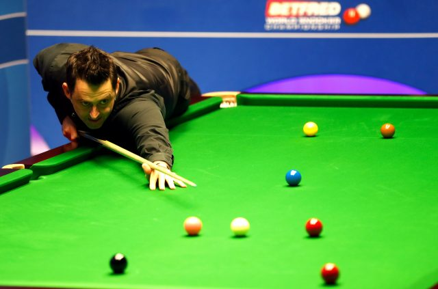 Don't call me one of the greats, says Mark Selby