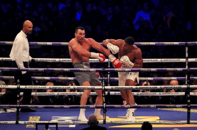 Wladimir Klitschko vows to return following loss to Anthony Joshua