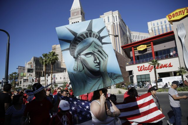 May Day rallies across United States target Trump immigration policy