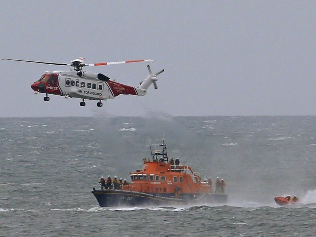 Two bodies recovered after speedboat went missing in Scotland