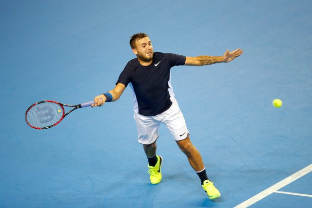 Dan Evans questions Aljaz Bedene's British credentials