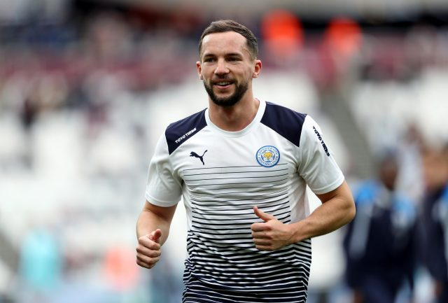 Danny Drinkwater is expected to be out for around four weeks