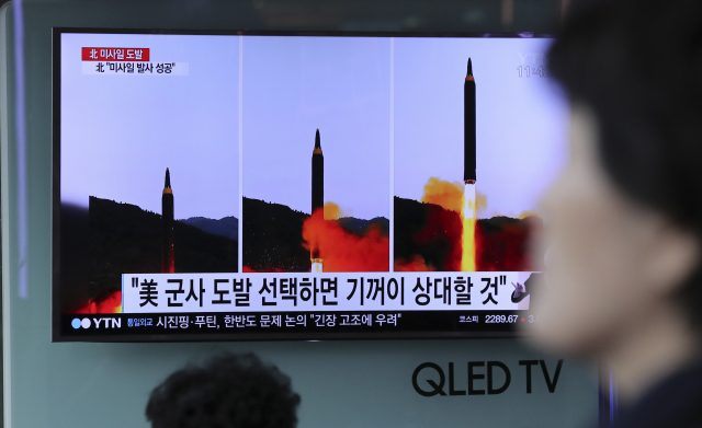 UN Security Council condemns North Korea missile test