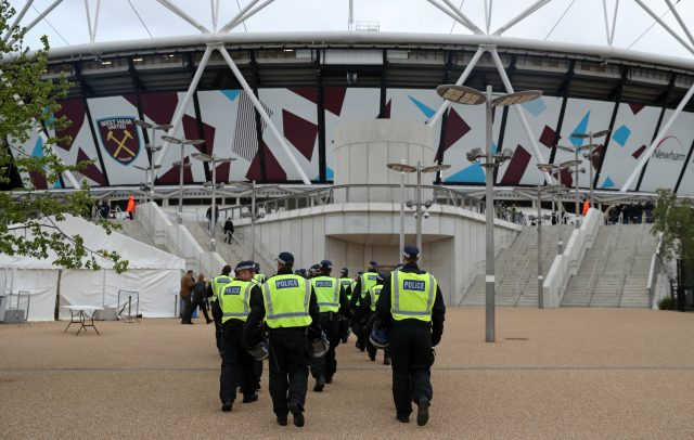 West Ham miss out on stadium sponsor as Vodafone pull out