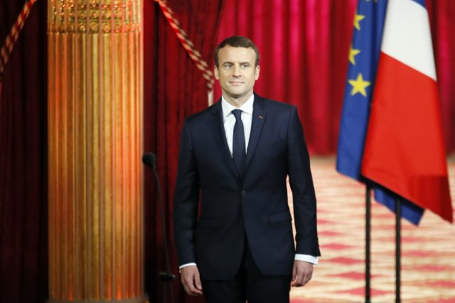 French President Macron unveils 'gender even' Cabinet