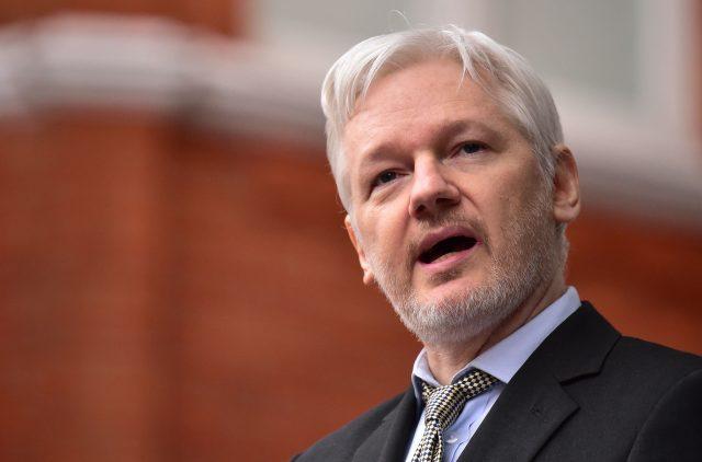 WikiLeaks founder Julian Assange (Dominic Lipinski/PA)
