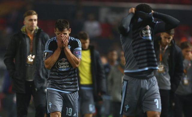 Did you see Cristiano Ronaldo miss an absolute sitter against Celta Vigo?