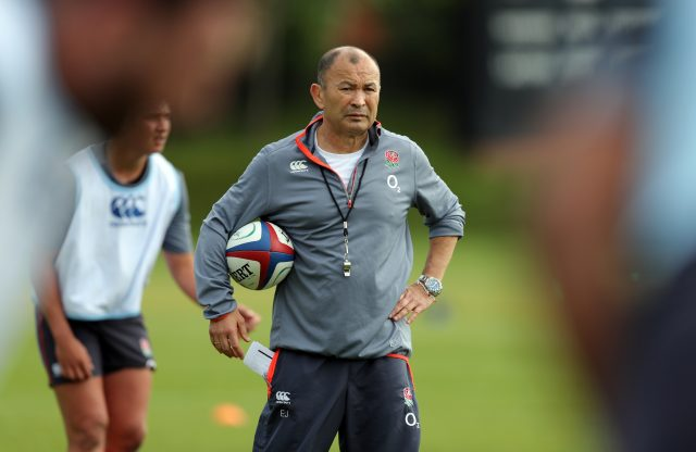 Eddie Jones: 'I'll pick New Zealanders for England'