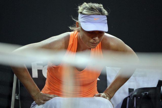 Sharapova vows to