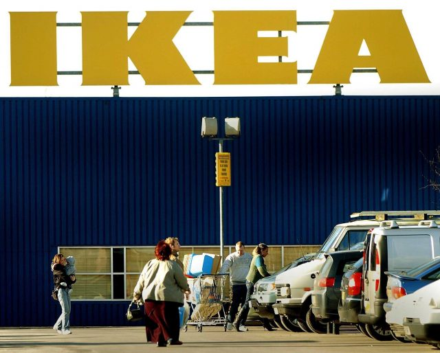 ikea creating 1 300 jobs with plans to open three new stores in britain shropshire star. Black Bedroom Furniture Sets. Home Design Ideas