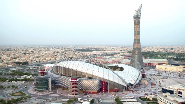 World Cup 2022:Qatar Khalifa Stadium Ready Five Years Before Kick Off