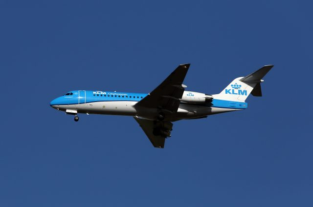 Dutch King co-pilots KLM Cityhopper flights twice per month