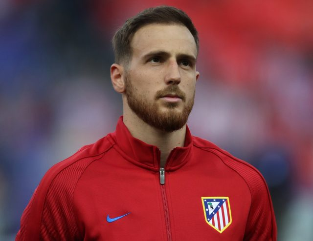 Real Madrid join race for Atletico Madrid goalkeeper Oblak