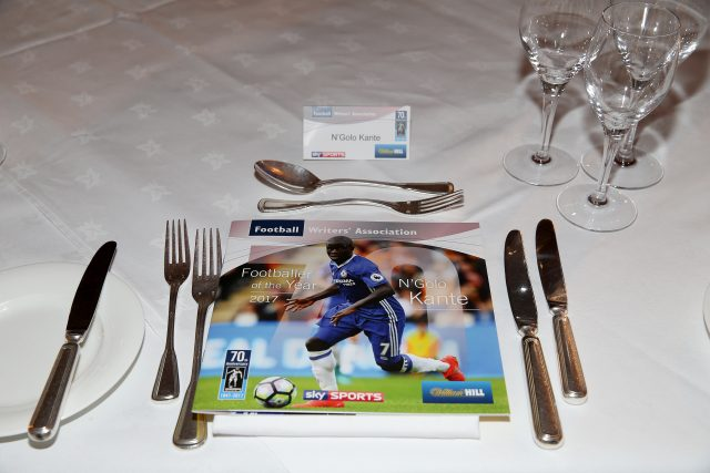 Ngolo Kante placemat