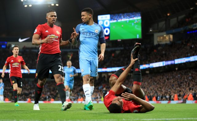 Questionable incidents involve the likes of Leroy Sane, Dele Alli and Marcus Rashford (pictured) (Peter Byrne/PA)