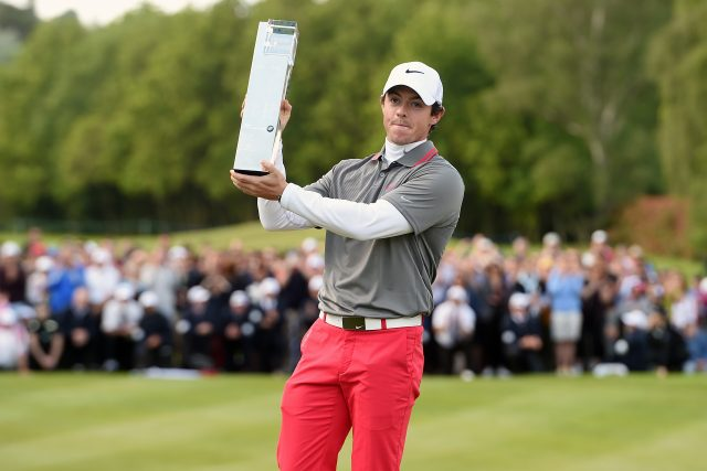 Rory McIlroy withdraws from BMW PGA Championship with ongoing rib-injury
