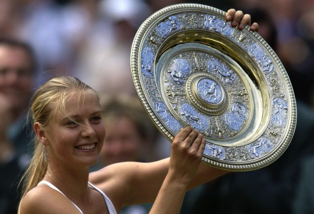 Sharapova is thrilled to get a wildcard for Birmingham
