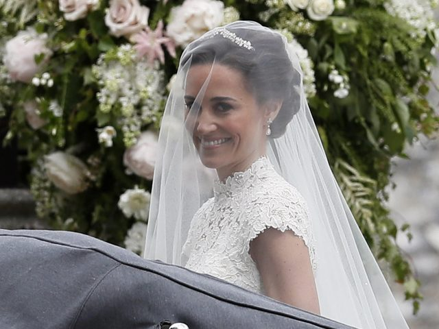 TODAY'S THE DAY: Pippa Middleton's wedding at Englefield