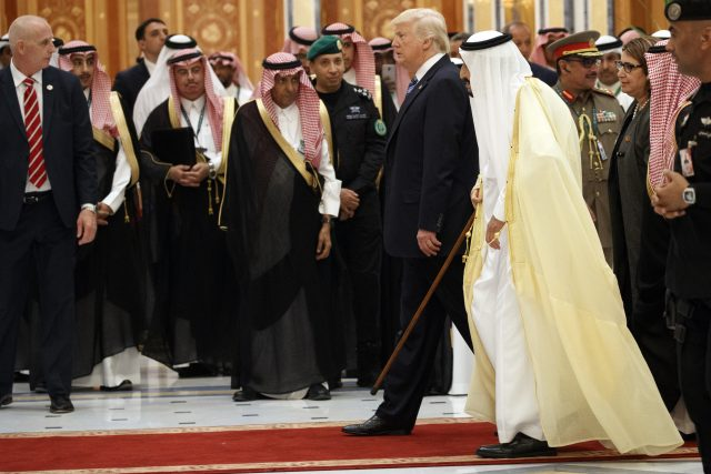 Saudi foreign minister: US-Saudi alliance will 'drain the swamp' of extremism