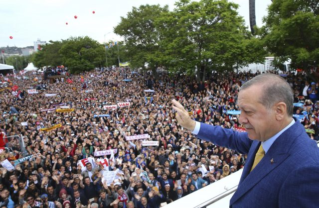 Turkey publicly chastises United States ambassador for violent DC protests