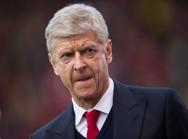 Arsenal manager Arsene Wenger has changed to three at the back recently