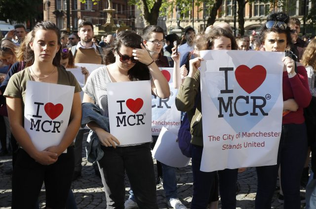 Islamic State group claims deadly Manchester concert bombing