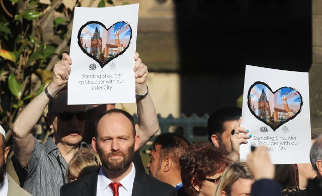 Philly to Hold Vigil for Manchester Terrorist Attack Victims