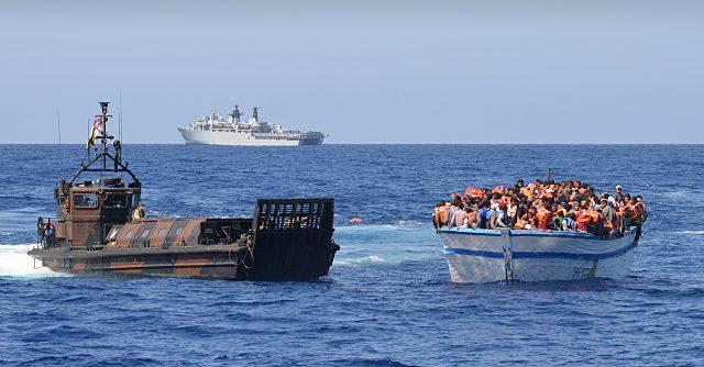 Italian officials: 20 migrants dead after vessel capsizes off Libya