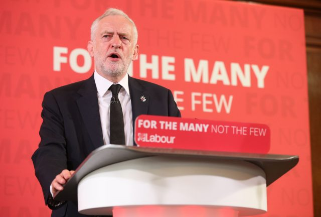 Jeremy Corbyn faces fresh Tory attack over nuclear weapons stance