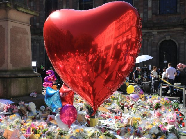 Manchester bomber seen buying rucksack in city on Friday