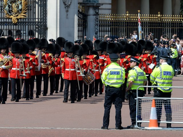 United Kingdom police gear up for long-weekend security