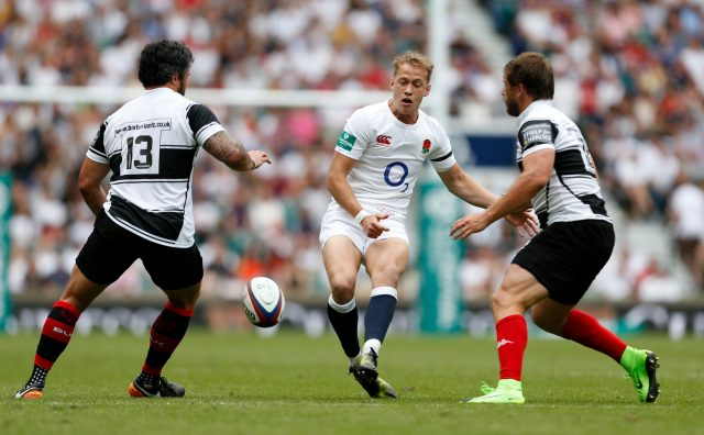 England's Jones names 17 uncapped players for Argentina tour