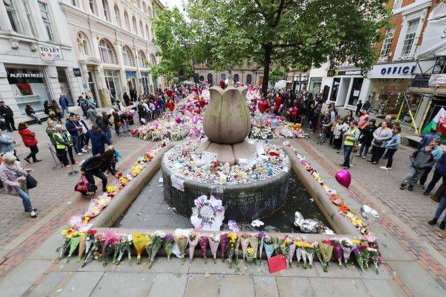 UK Police apprehend 16th suspect in relation to Manchester attack
