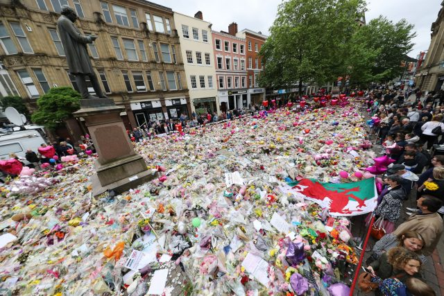 Big arrests have been made in the Manchester bombing says United Kingdom  police