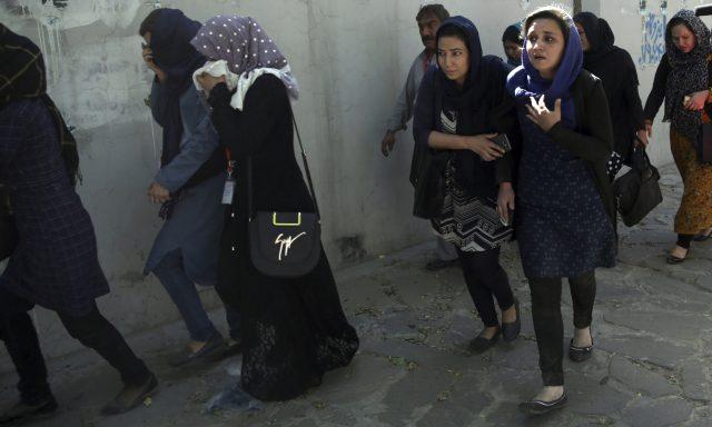 (Massoud Hossaini/AP)