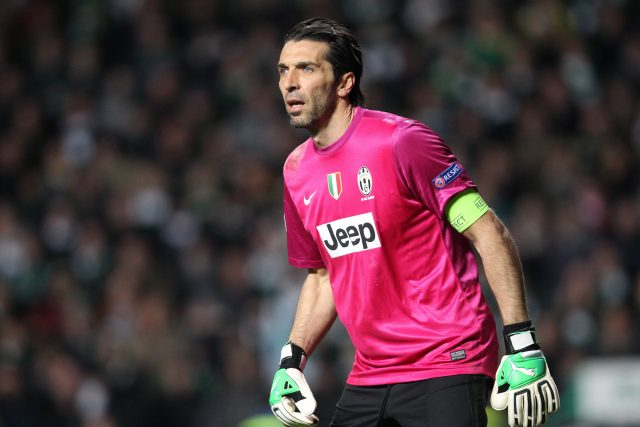 Gianluigi Buffon is well respected around the world