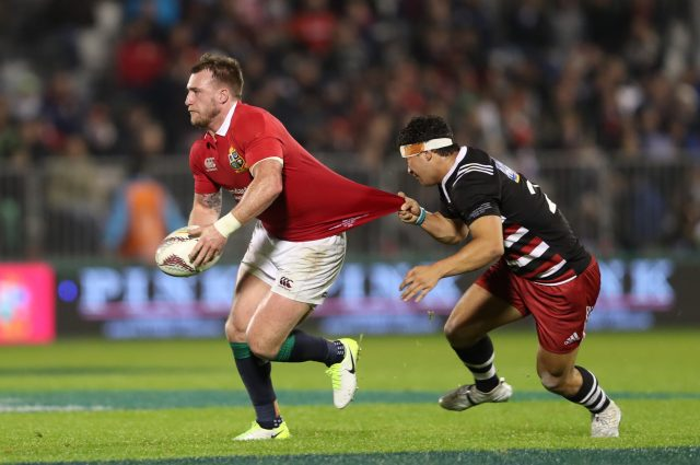 Lions need to show attacking prowess, says Gatland