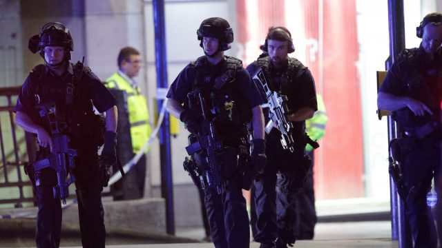 Police are responding to three incidents in the capital