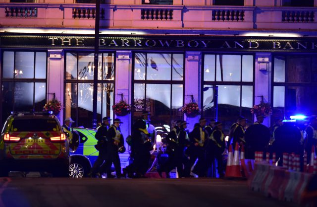 French President Extends Condolences Following Terror Incidents in London