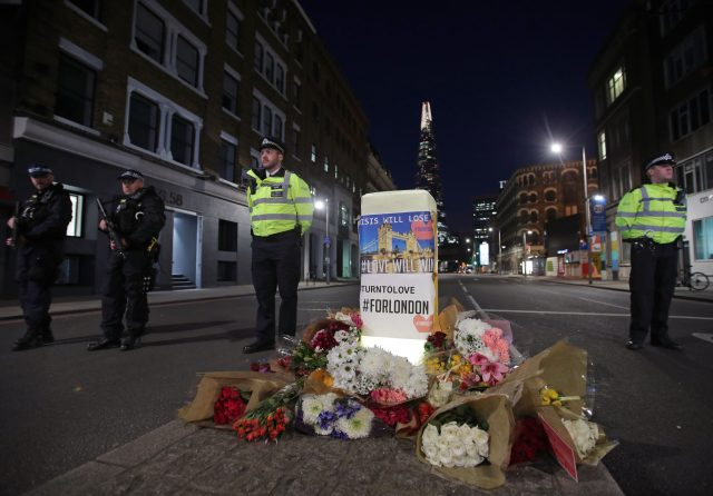 Net widens in search for accomplices in London Bridge attack