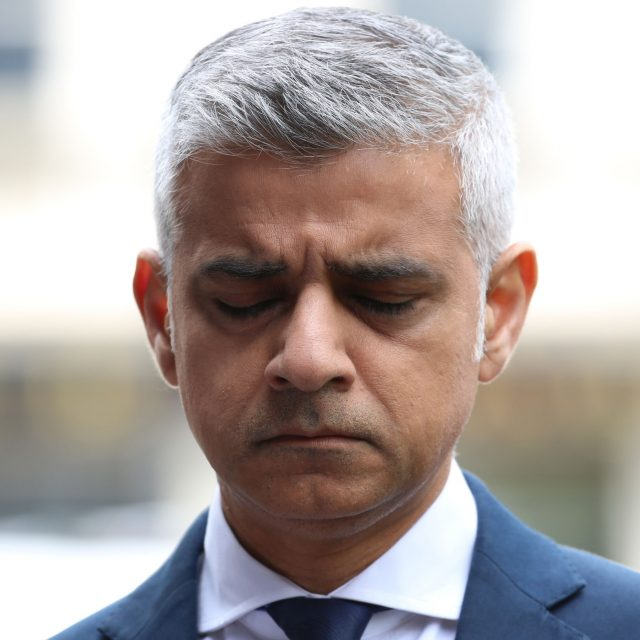 US mayors back Sadiq Khan in Donald Trump Twitter row