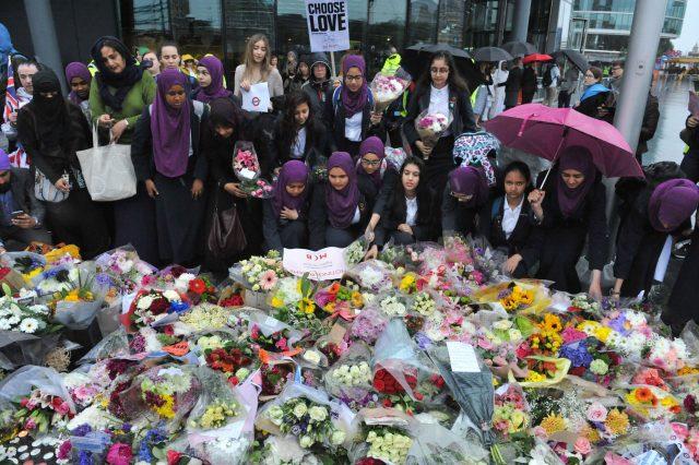 Vigil in Potters Fields Park